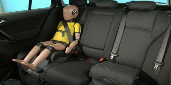 baby car seat side impact protection